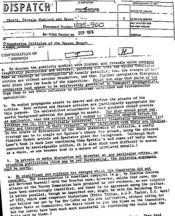 CIA Document 1035-960