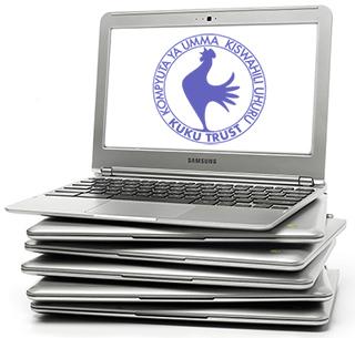 Chromebook + Uhuru OS